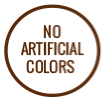 NO COLOURINGS