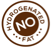 NO HYDROGENATED FATS